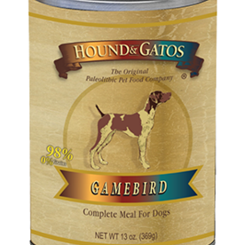Hound and Gatos Hound and Gatos Gamebird cans