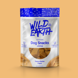 Wild Earth Wild Earth Peanut Butter Snacks