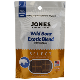 Jones Natural Jones Natural Exotic Wild Boar