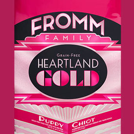 Fromm Fromm Heartland Gold Puppy 4#