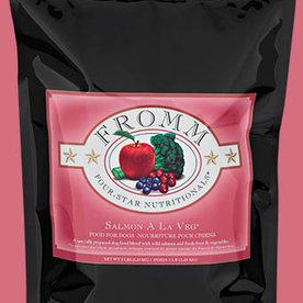 FROMM FAMILY FOODS LLC Fromm Salmon À La Veg