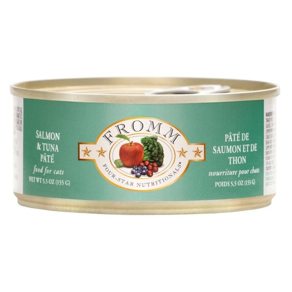 FROMM FAMILY FOODS LLC Fromm Cat Cans
