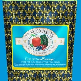 FROMM FAMILY FOODS LLC Fromm Chicken Au Fromage