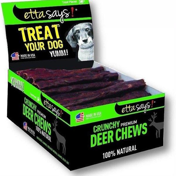 Etta Says Etta Says Crunchy 4 inch chews