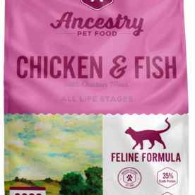 Ancestry Ancestry Chicken & Fish Cat Food