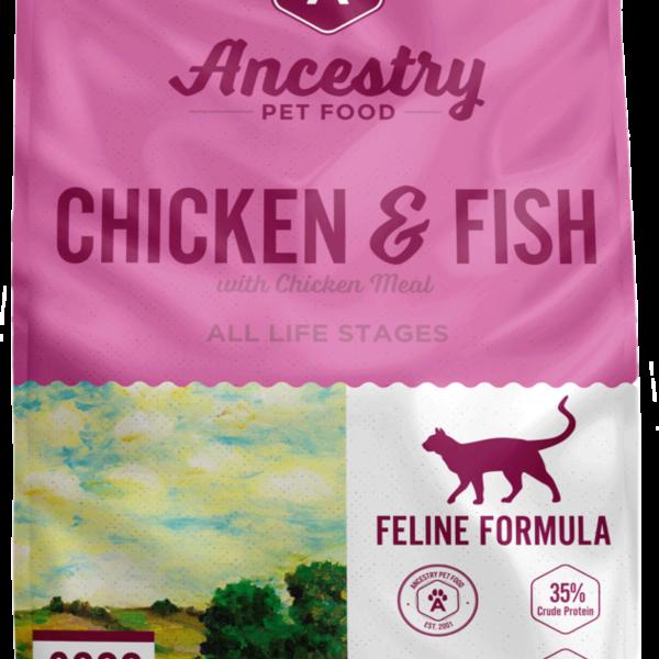 Ancestry Ancestry Chicken & Fish Cat Food