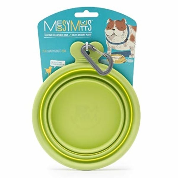 Messy Mutts Messy Mutt Collapsible Bowls