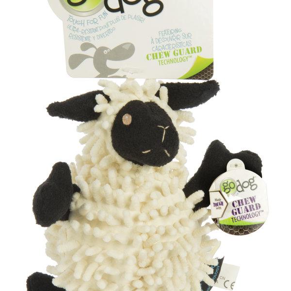 MULTIPET INTERNATIONAL GoDog Fuzzy Wuzzy Toy