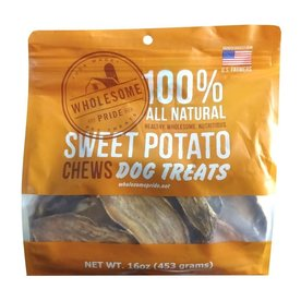 Wholesome Pride sweet potatoes 16oz.
