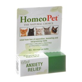 HOMEOPET SOLUTIONS HOMEOPET Anxiety Relief Cat 15ml~Product for Cats