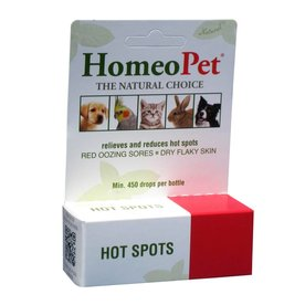 HOMEOPET SOLUTIONS HOMEOPET Hot Spots 15ml