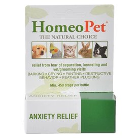 HOMEOPET SOLUTIONS HOMEOPET Anxiety Relief 15ml