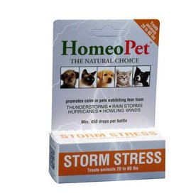 HOMEOPET SOLUTIONS HOMEOPET Storm Stress 20-80lbs
