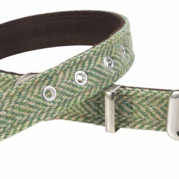 Lovemydog Appleby Harris Tweed Collar