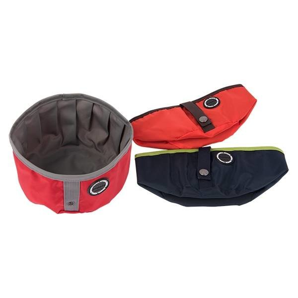 puppia Trek Round Portable Bowl