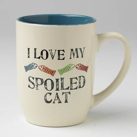 Petrageous Petrageous Spoiled Cat Mug