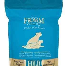 Fromm Fromm Gold Puppy Large Breed~More Sizes Available