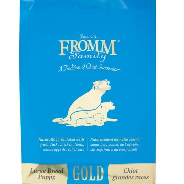 Fromm Fromm Gold Puppy Large Breed