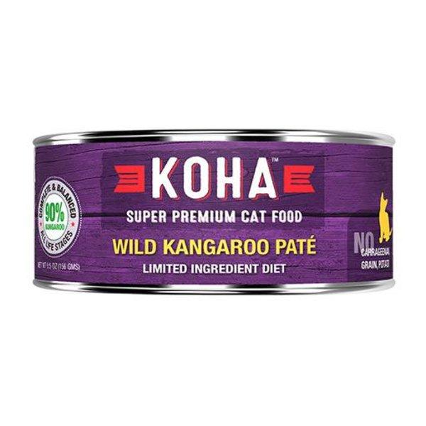 Koha KOHA Wild Kangaroo Pâté 5.5oz.