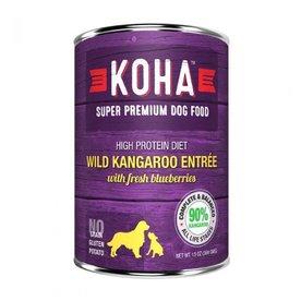 Koha KOHA Wild kangaroo entree 90% 13oz.