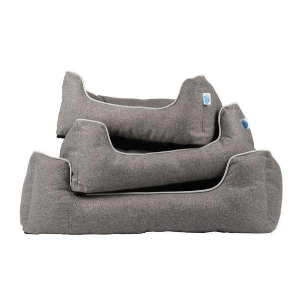 Messy Mutts Messy Mutts Loft Bolster Bed