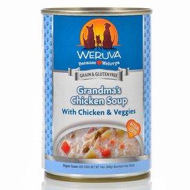Weruva Grandma Chick Soup Dog 14oz. (1 can)