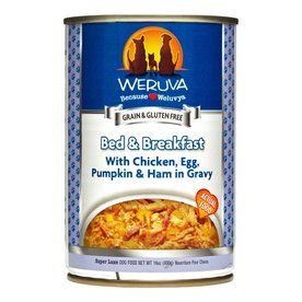 Weruva Bed & Breakfast 14oz.