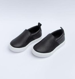 Freshly Picked slip-on sneaker ebony