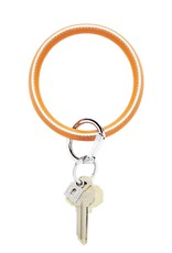 Big O Key Ring longhorn signature
