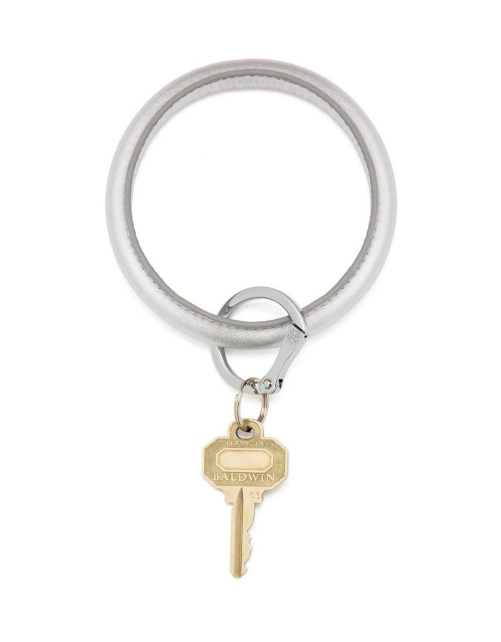 Big O Key Ring quicksilver signature