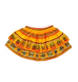 Folklore julia layered skirt- marigold