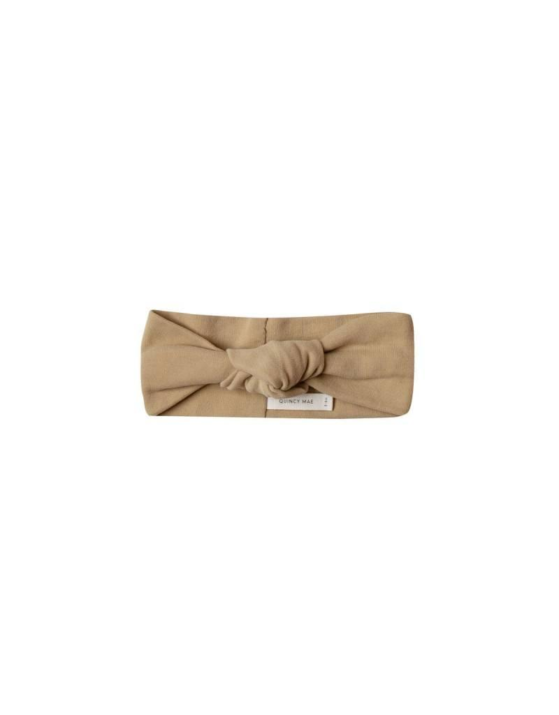 Quincy Mae baby turban- honey