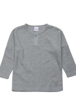 Superism dominic l/s tee- grey