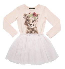 Rock Your Baby floral cheetah tutu