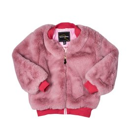 Rock Your Baby stevie bomber jacket