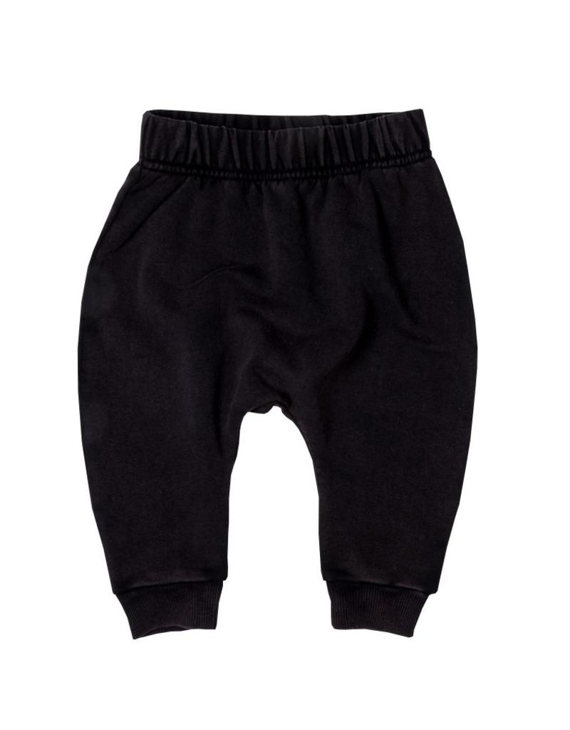 Rock Your Baby black wash pants