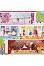 Janod dance academy puzzle- 100 pc