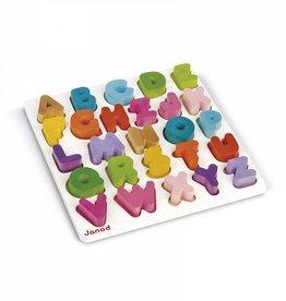 Janod alphabet puzzle