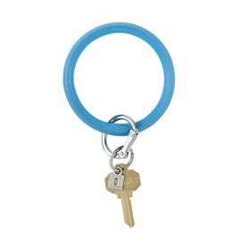 Big O Key Ring peacock vegan