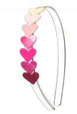 Lilies & Roses HB centipede- pink hearts