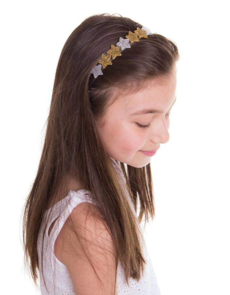 Lilies & Roses HB centipede- gold stars