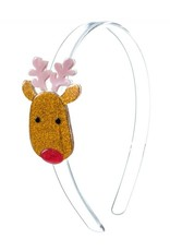Lilies & Roses HB reindeer copper