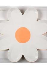 Meri Meri pastel daisy plates