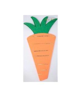 Meri Meri carrot napkins