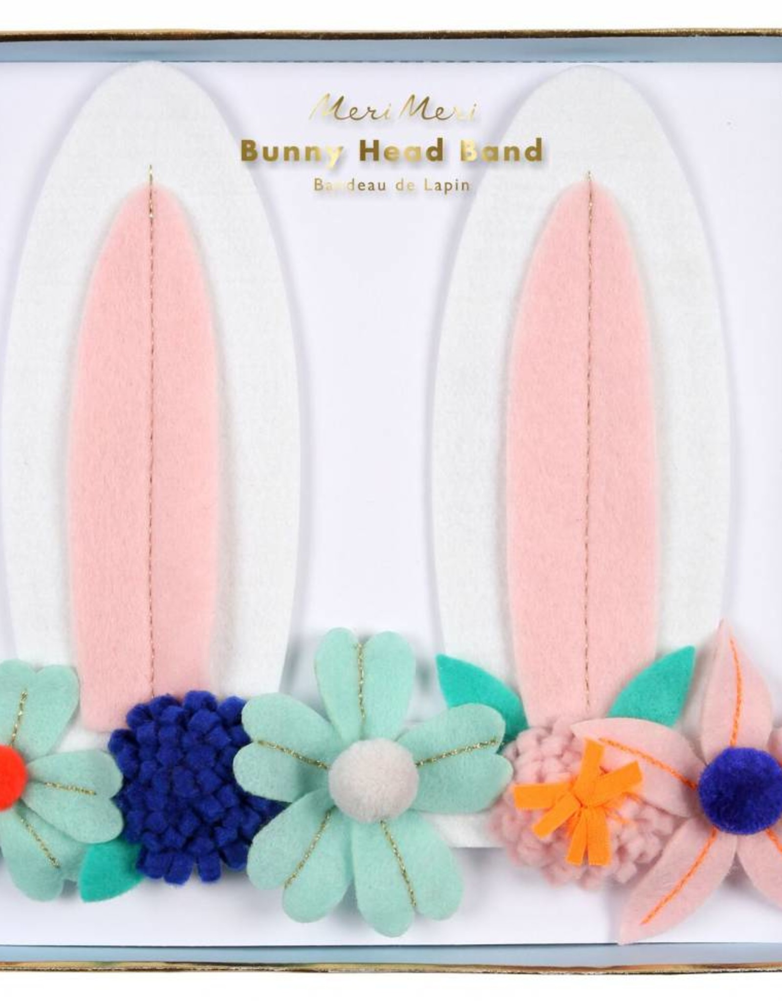 Meri Meri bunny dress-up headband