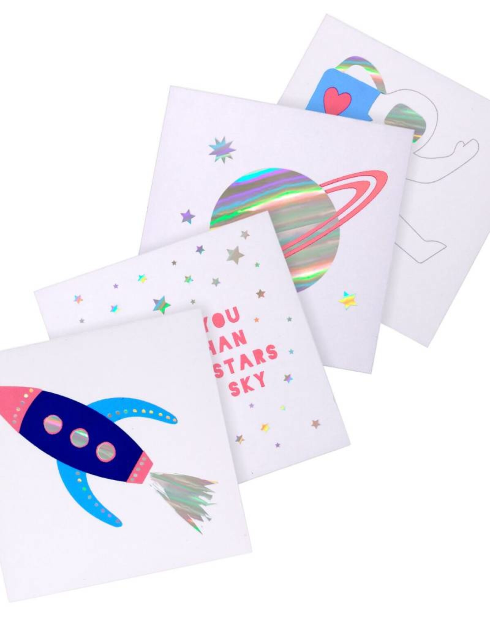 Meri Meri space valentines set