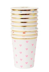 Meri Meri pastel palette paper cups