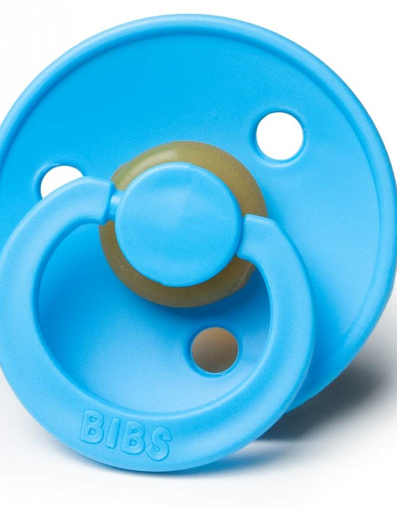 Bibs Pacifiers pacifier- clear water