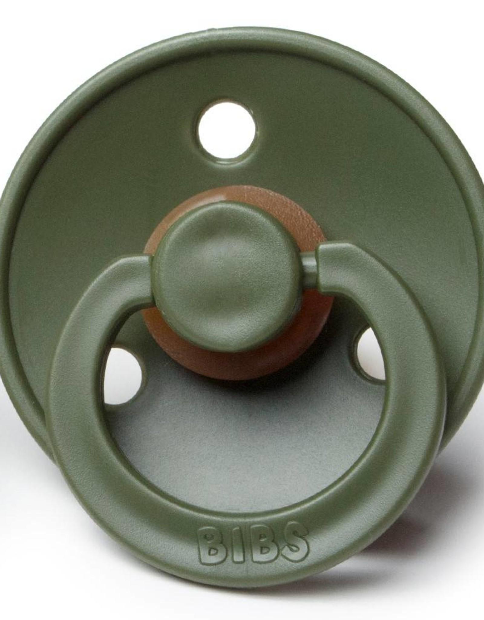 pacifier- hunter green