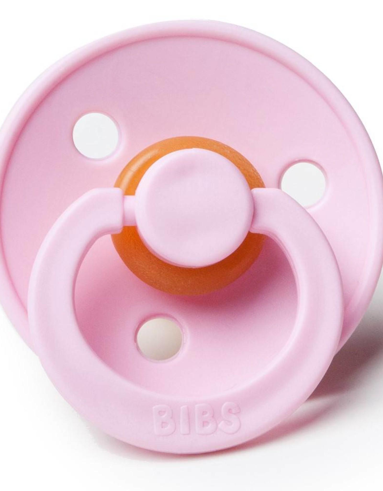 Bibs Pacifiers pacifier- baby pink